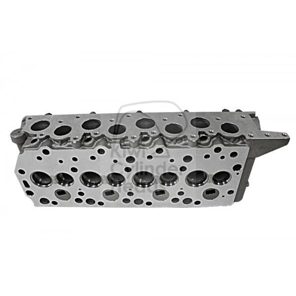 Hyundai 4D56B Recessed Valves Cylinder Head