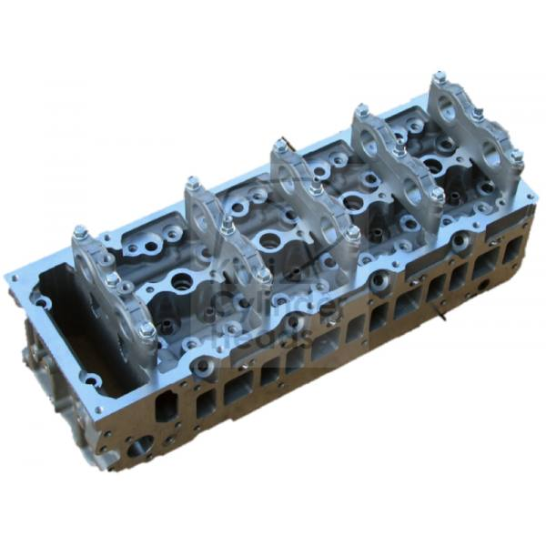 Mitsubishi 4M42 Cylinder Head Common Rail