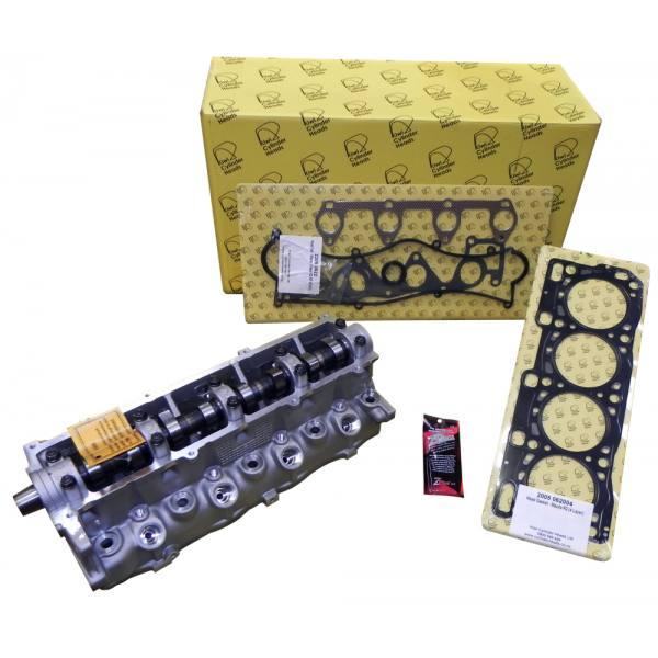 Mazda R2 Complete Cylinder Head Kit - Ready to Bolt On