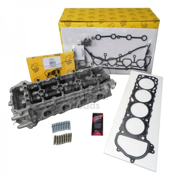 Nissan KA24 DE DOHC Complete Cyinder Head Kit