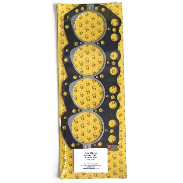Head Gasket - Nissan TD27 (S) 1.35mm  Non Turbo