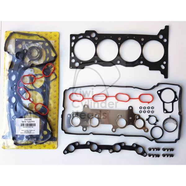 Toyota 2TR FE Head Set and Gasket
