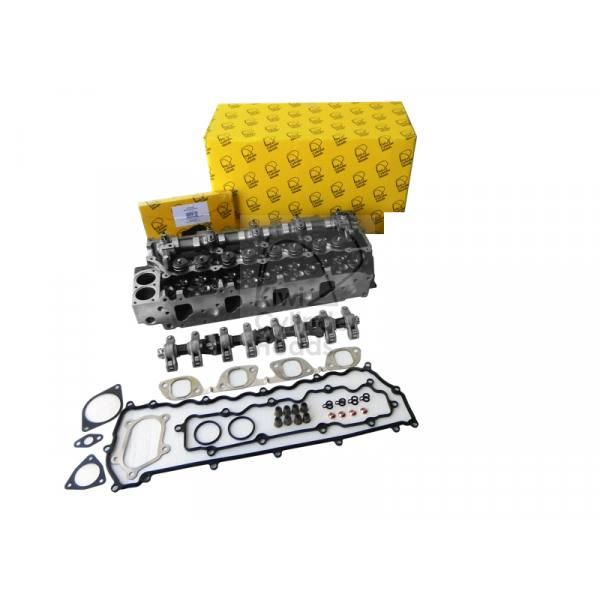 Isuzu 4HF1/4HG1 Complete Cylinder Head Kit - Ready to Bolt On
