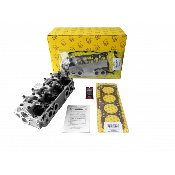 Mazda FE/F8 8v Complete Cylinder Head Kit - Ready to Bolt On