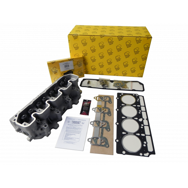 Land Rover 300 TDi Complete Cylinder Head Kit - Ready to Bolt On